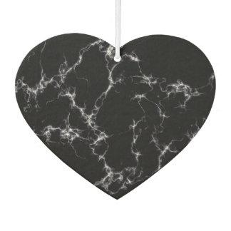 Elegant Marble style4 - Black and White Car Air Freshener