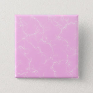 Elegant Marble style5 - Cherry Blossoms Pink 15 Cm Square Badge