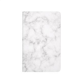 Elegant Marble style Journal