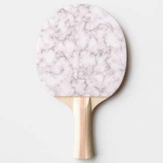 Elegant Marble style Ping Pong Paddle