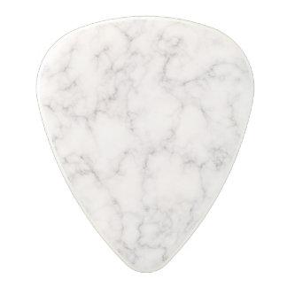 Elegant Marble style Polycarbonate Guitar Pick