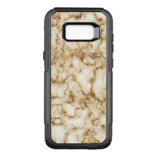 Elegant Marble Texture OtterBox Commuter Samsung Galaxy S8+ Case