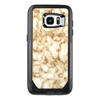 Elegant Marble Texture OtterBox Samsung Galaxy S7 Edge Case