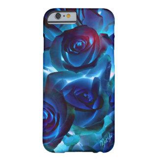 Elegant Midnight Roses iPhone 6/6s Slim Case