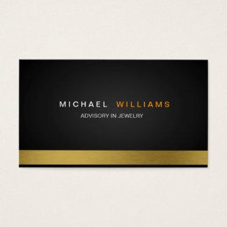 ELEGANT MINIMALIST LEGAL LAWYER ADVISORY BUSINESS CARD
