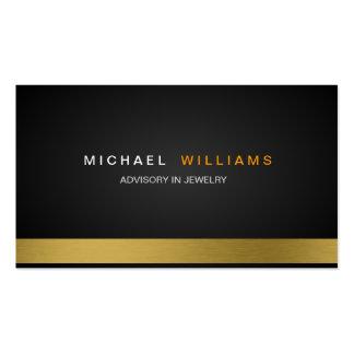 ELEGANT MINIMALIST LEGAL LAWYER ADVISORY PACK OF STANDARD BUSINESS CARDS