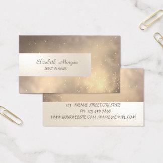 Elegant Minimalist,Striped,Shiny Business Card