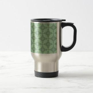 Elegant Modern Classy Retro Coffee Mugs