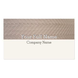 ELEGANT MODERN SIMPLE PROFESSIONAL TEXTILE PACK OF STANDARD BUSINESS CARDS