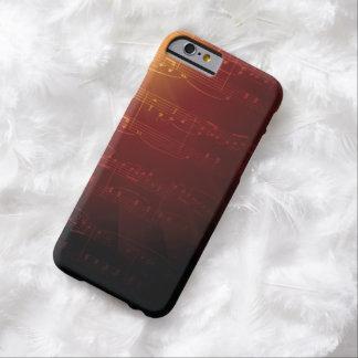 Elegant Music Notes Musical iPhone 6 Case