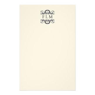Elegant Notes Personalized Stationery