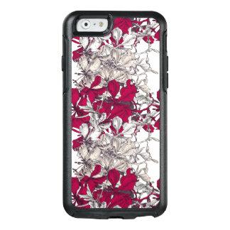 Elegant Nouveau Art vintage floral painting OtterBox iPhone 6/6s Case