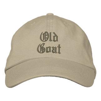 Elegant Old Goat Adjustable Cap