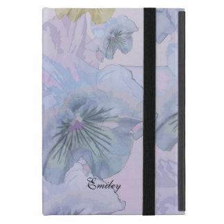 Elegant Pansies iPad Mini Case