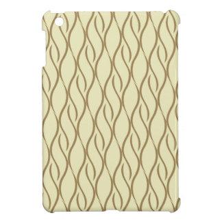 Elegant pattern cover for the iPad mini