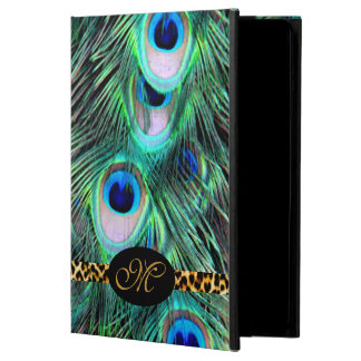 Elegant Pattern Girly Peacock / House-of-Grosch iPad Air Case