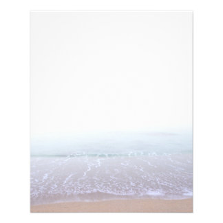 Elegant Peaceful Morning Beach Flyers