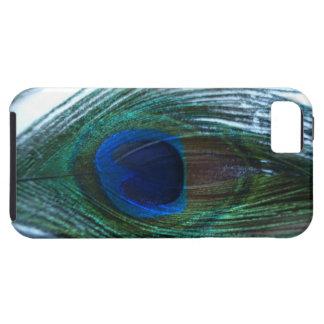 Elegant Peacock Feather iPhone 5 Cases