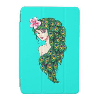 Elegant Peacock Goddess Art iPad Mini Smart Cover iPad Mini Cover