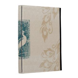 Elegant Peacocks iPad Folio Case