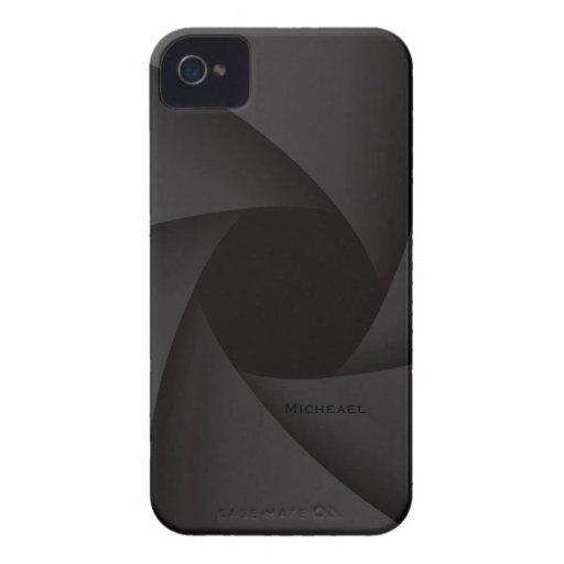 Elegant Photographer Lens Focus Blackberry Bold Blackberry Cases