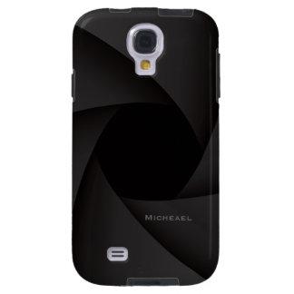 Elegant Photographer Lens Focus Samsung S4 Case Galaxy S4 Case