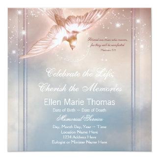 Memorial Invitations & Announcements | Zazzle.com.au