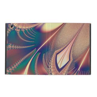 Elegant Pink Design iPad Folio Case