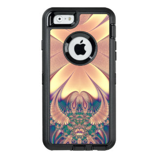Elegant Pink Silk  Design OtterBox iPhone 6/6s Case