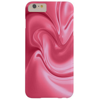 Elegant Pink Swirl Phone Case