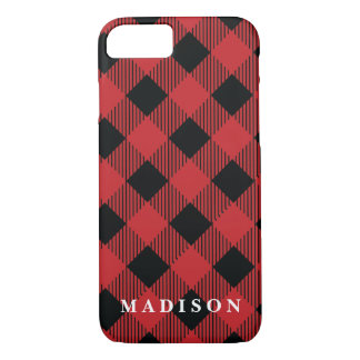 Elegant Plaid | iPhone 8/7 Case