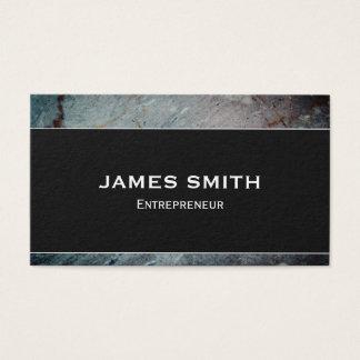 Elegant&Professional Granite Finish Business Card