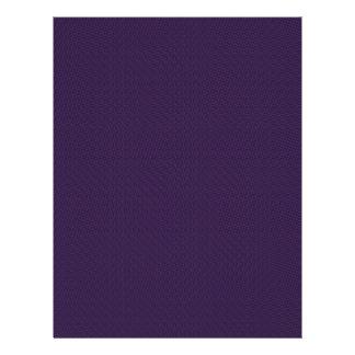 elegant purple damask circles on grey background flyer