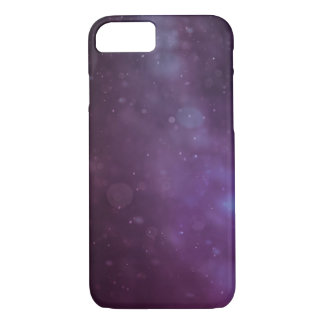 Elegant Purple Glitter iPhone 8/7 Case