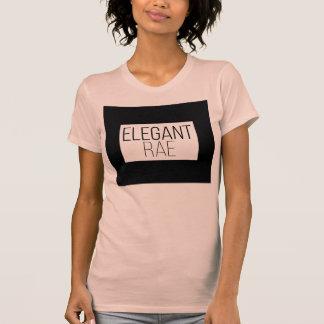 Elegant Rae American Apparel Fine Jersey T-Shirt