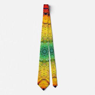 Elegant Rainbow Tie