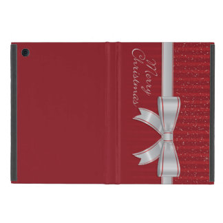 Elegant ribbon and stars iPad mini case
