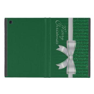 Elegant ribbon and stars iPad mini cover