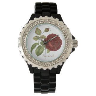 Elegant Rose Watches