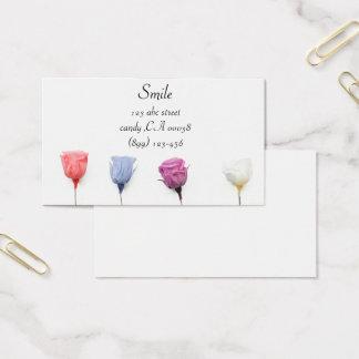 Elegant Roses Business Card