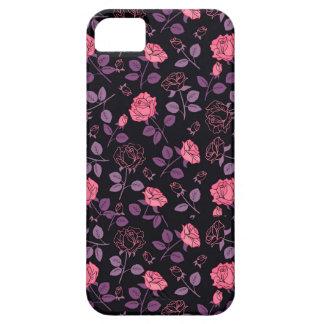 Elegant roses iPhone 5 cases