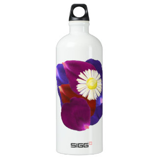 Elegant Sensual Rose Petal Art SIGG Traveller 1.0L Water Bottle