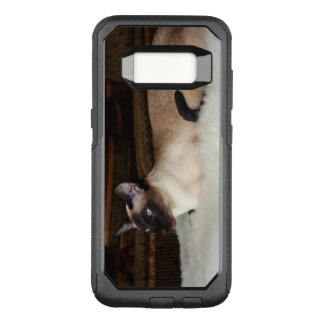Elegant Siamese Cat OtterBox Commuter Samsung Galaxy S8 Case