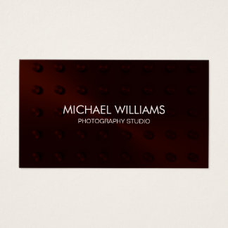 ELEGANT SIMPLE MINIMALIST PROFESSIONAL BUSINESS CARD