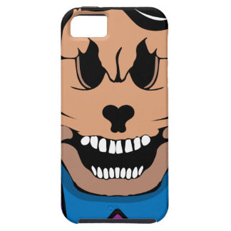 Elegant skull iPhone 5 covers