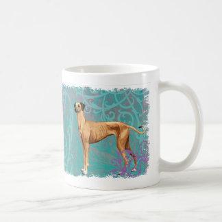 Elegant Sloughi Coffee Mug