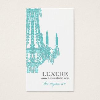 Elegant Spa and Salon Business Card