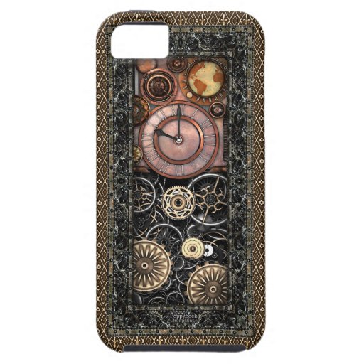 Elegant Steampunk #2 Case For iPhone 5/5S