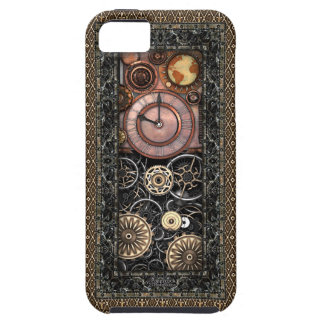 Elegant Steampunk #2 Tough iPhone 5 Case