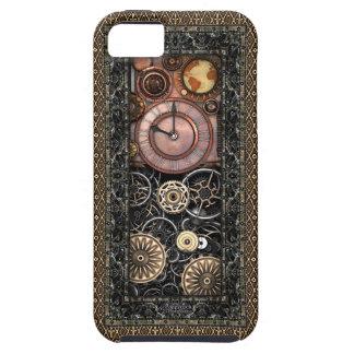 Elegant Steampunk 2 Vibe iPhone 5 Case